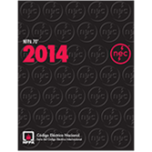 NFPA 70: National Electrical Code (NEC), Spanish; 2014 Edition