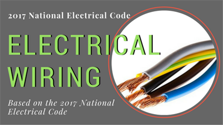 Electrical Wiring (Based on 2017 NEC)