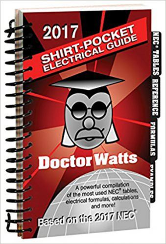 2017 Shirt-Pocket Electrical Guide Doctor Watts