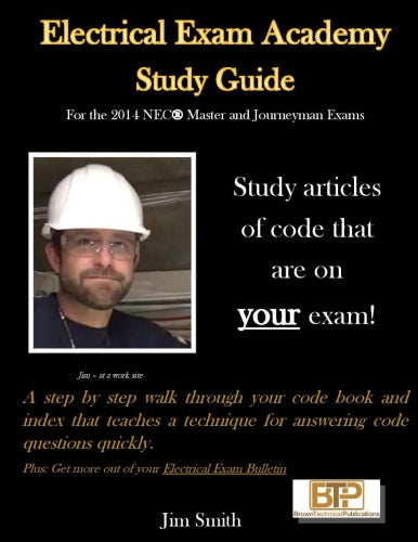 Electrical Exam Academy 2014 Study Guide