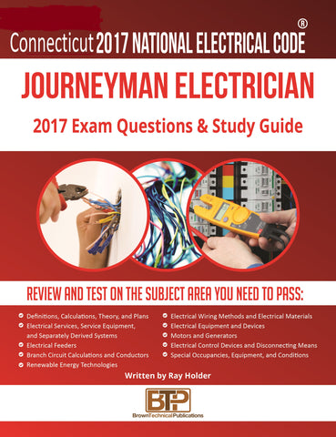 Connecticut 2017 Journeyman Electrician Study Guide