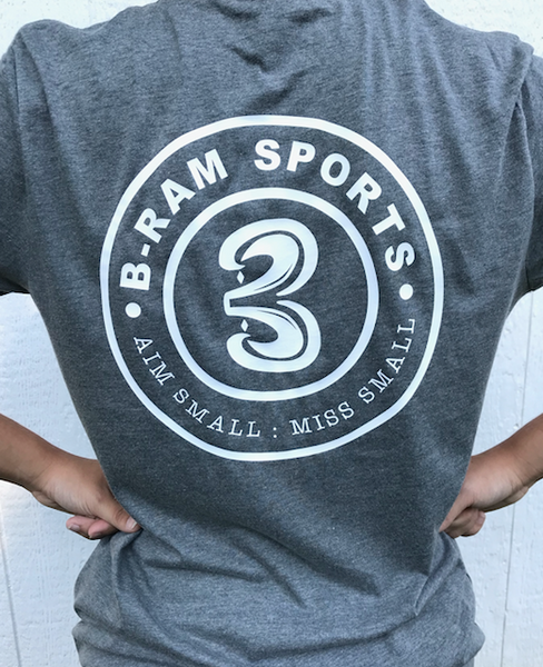 Youth Logo Tee - B-RamSports