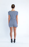 striped romper jumper - Miss Jumpin