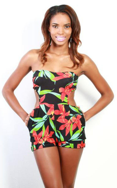 sweetheart bodycon jumper romper - Miss Jumpin