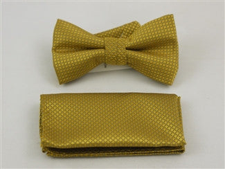 Ready Bow Tie Set WTH- 2048 - Tie Factory