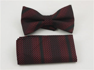 Ready Bow Tie Set - Tie Factory