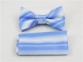 Ready Bow Tie Set WTH- 2069 - Tie Factory