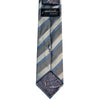 ROYALTY GREY EXTRA LONG TIE SET