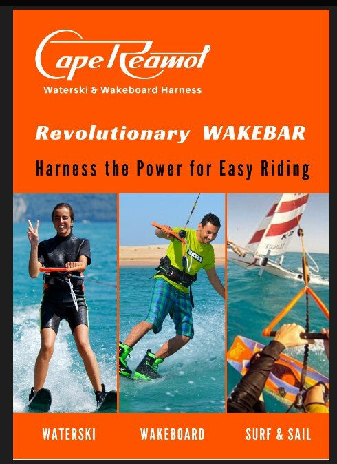 Revolutionary Wakebar / See you at the Surf Expo / Fall 2016