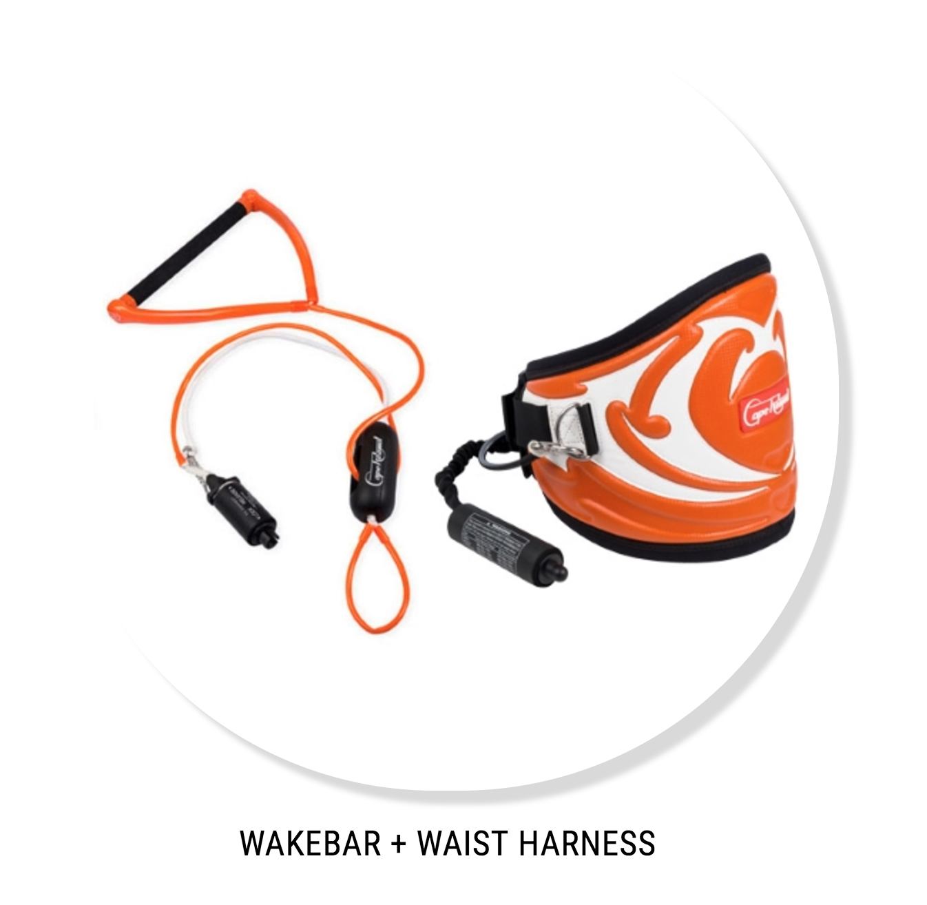 CR WAKE HARNESS SET