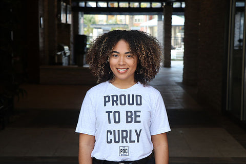 Proud To Be Curly