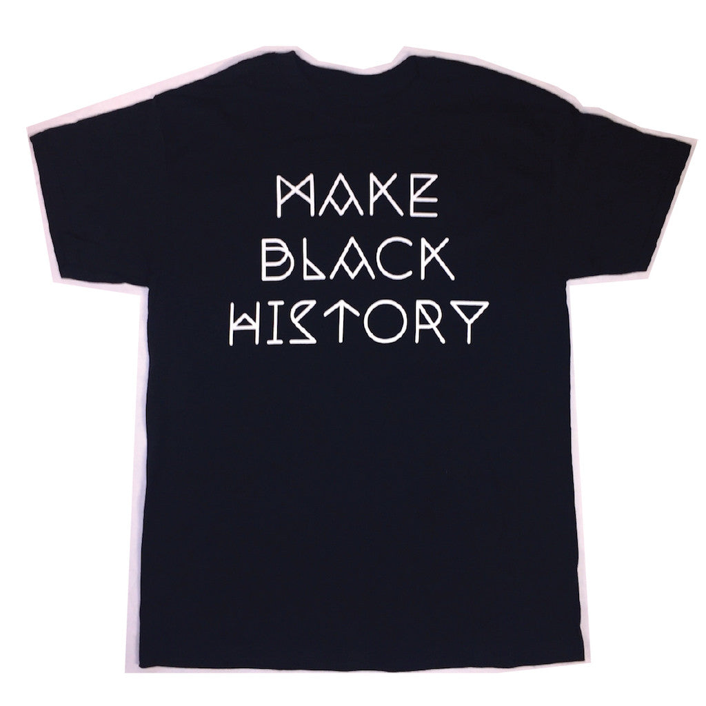 Make Black History Tee | The POC Brand - Black Owned Clothing