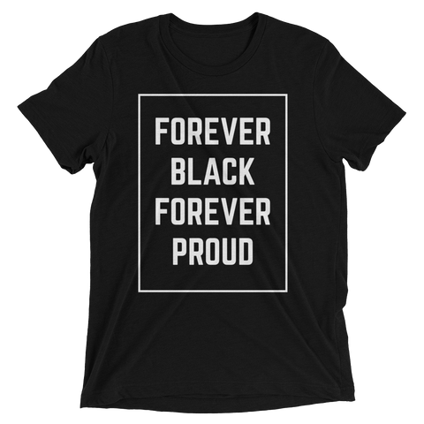 Forever Black Tee | The POC Brand - Black Owned Clothing