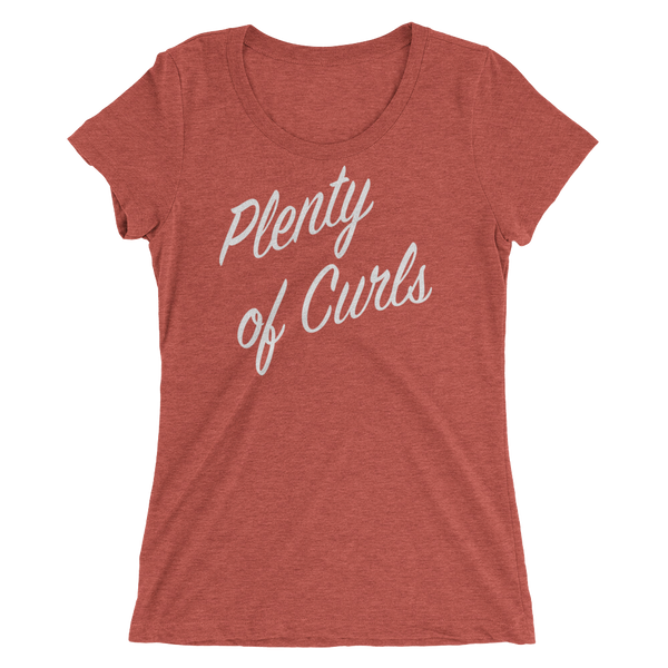 Plenty of Curls Tee (Women's)