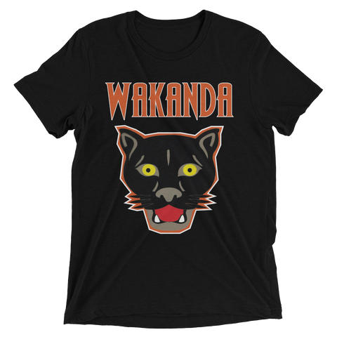 Black Panther Wakanda Tee | The POC Brand - Black Owned Clothing