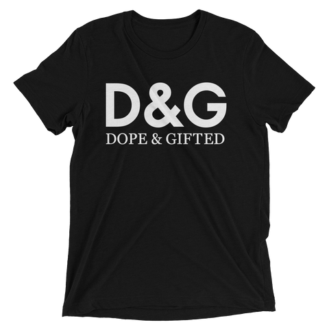 Dope & Gifted Tee | The POC Brand - Black Owned Clothing