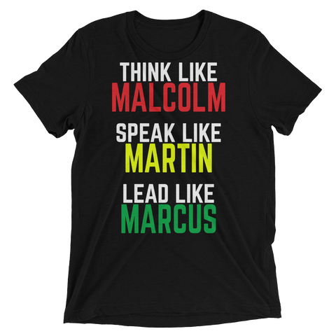 Like Leaders Tee | The POC Brand - Black Owned Clothing