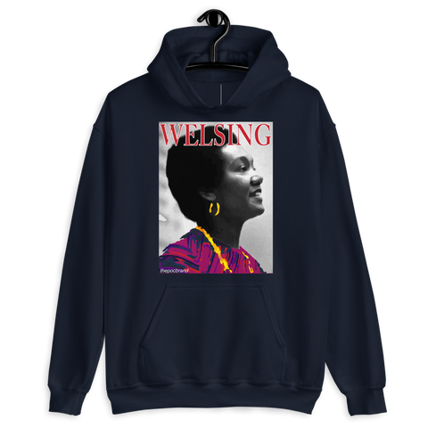 Welsing Hoodie | The POC Brand - Black Owned Clothing