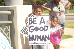 The Good Human Campaign invades NASHVILLE!