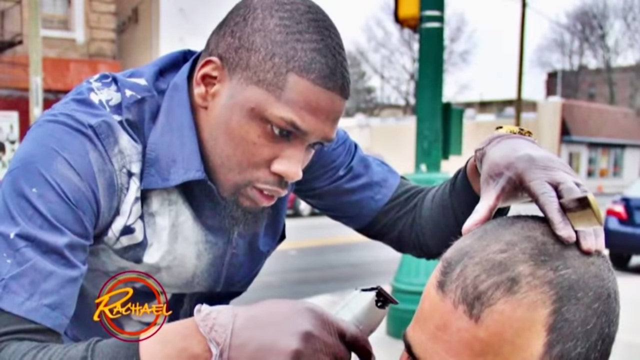 Pa. Man Who Gives Free Haircuts to the Homeless Receives Free Barbershop From Stranger