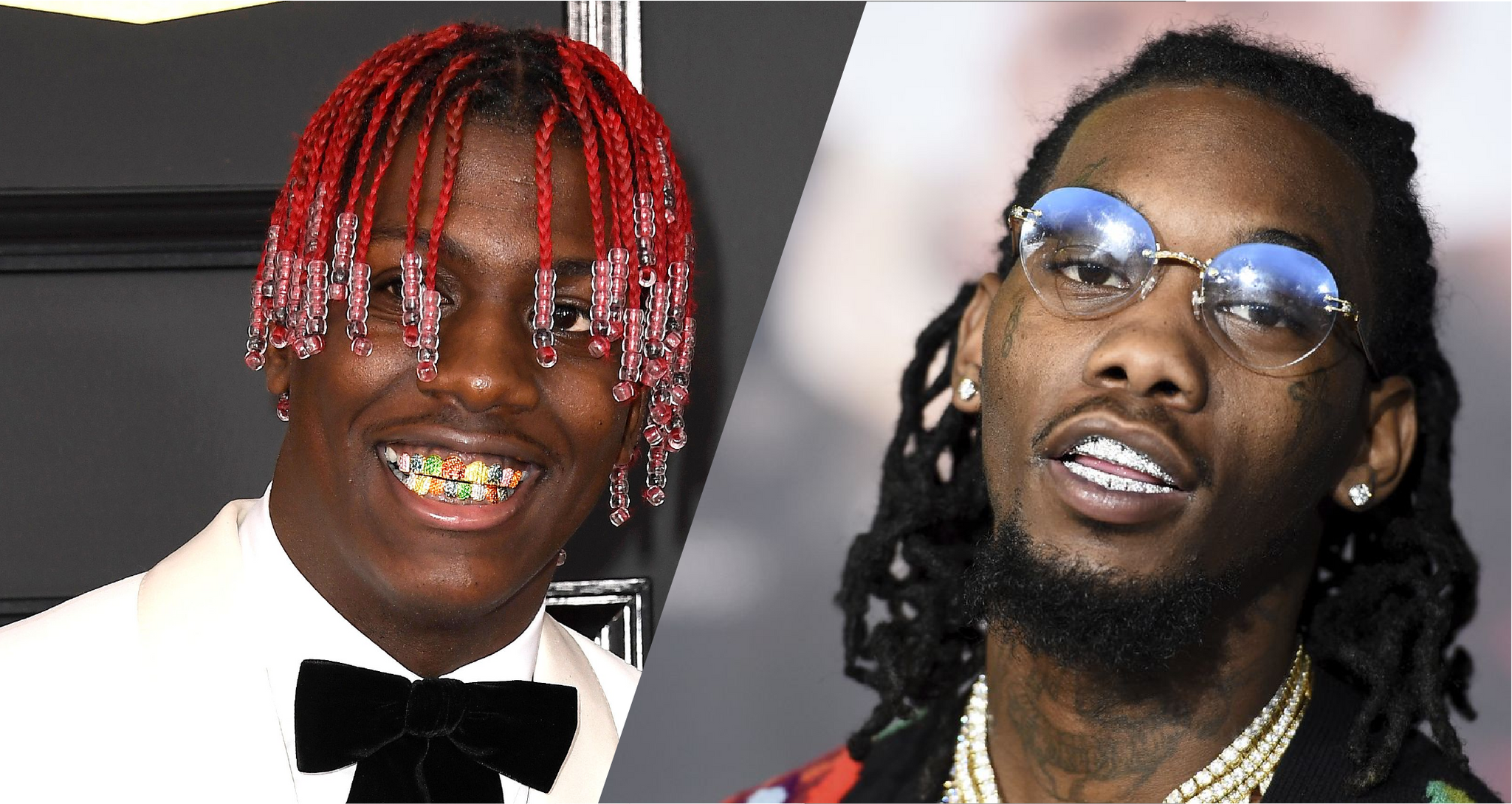 Lil Yachty & Offset Buys Out Theater For Kids To Watch Black Panther!