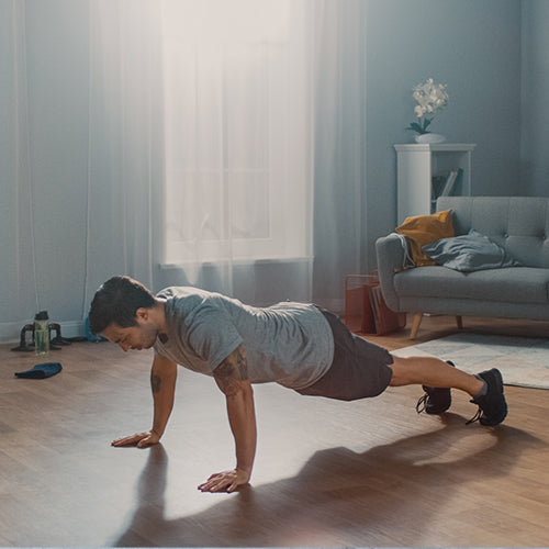 Home Alternatives to Your 5 Favorite Gym Exercises