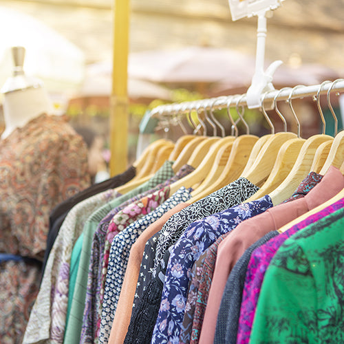 Browsing LA's Best Vintage Thrift Stores