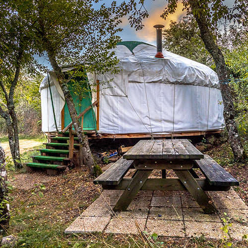 9 Coolest Spots on the West Coast to Rent a Yurt