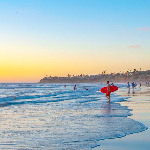 12 Awesome San Diego Beaches