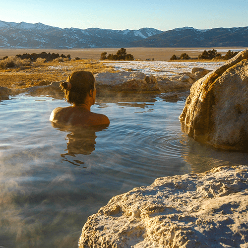 Where to Find Natural Hot Springs in California