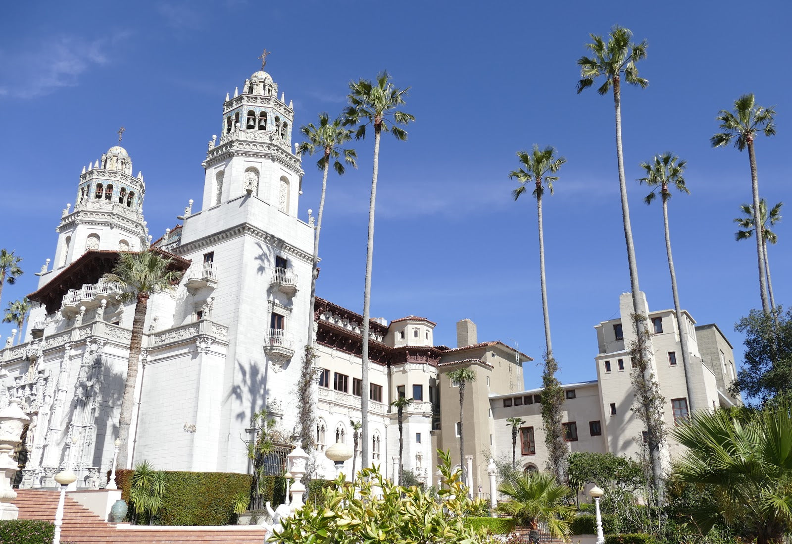 Tour Hearst Castle