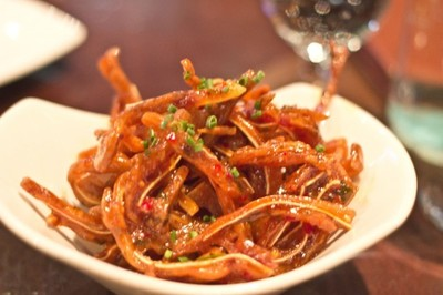 Fried Pig Ear