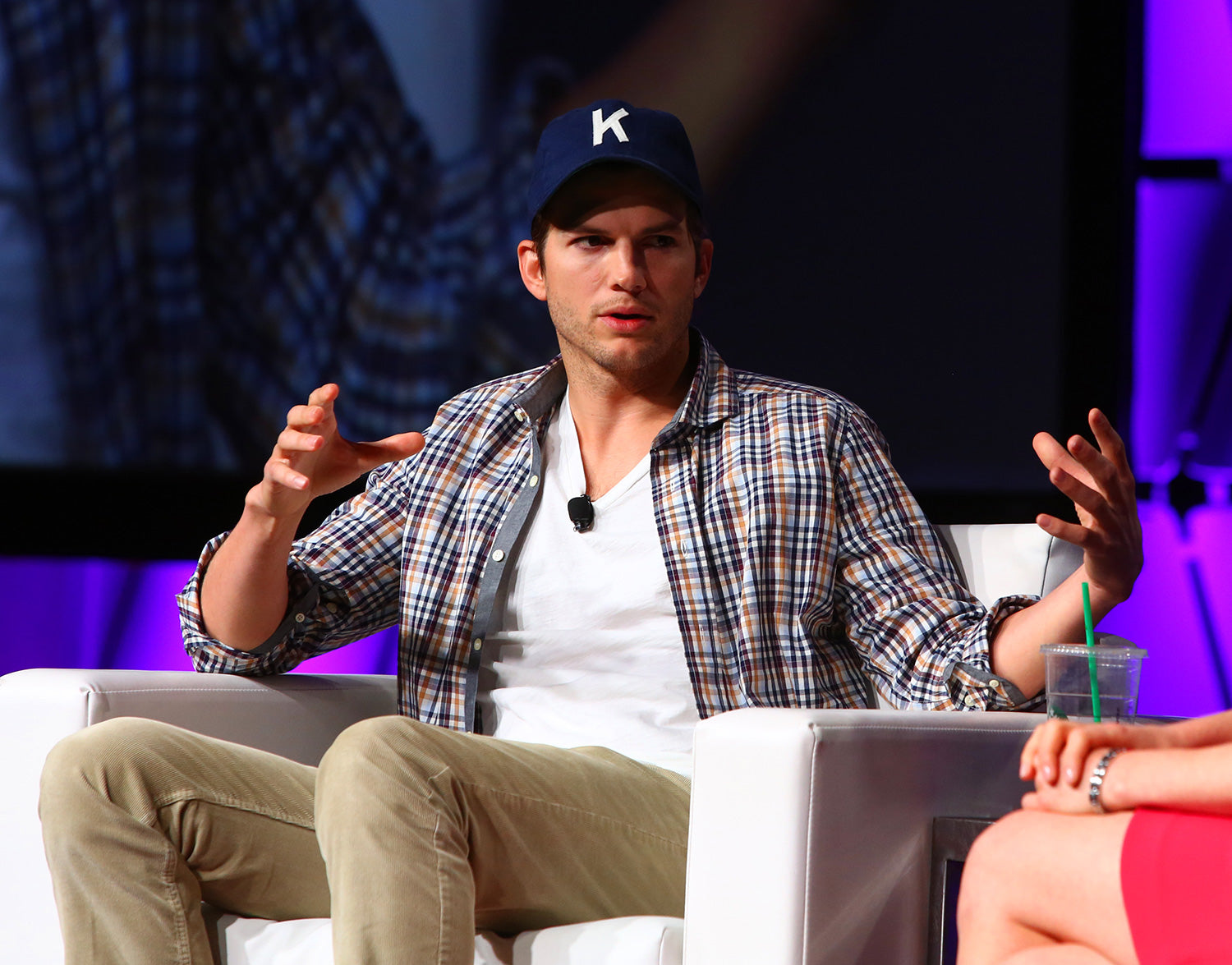 Ashton Kutcher Knockaround