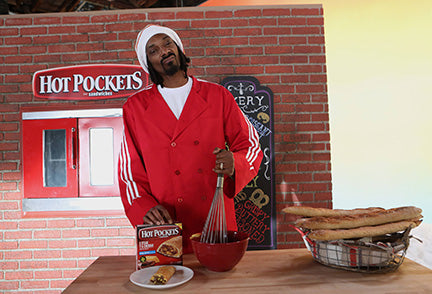 Snoop Dogg Hot Pocket