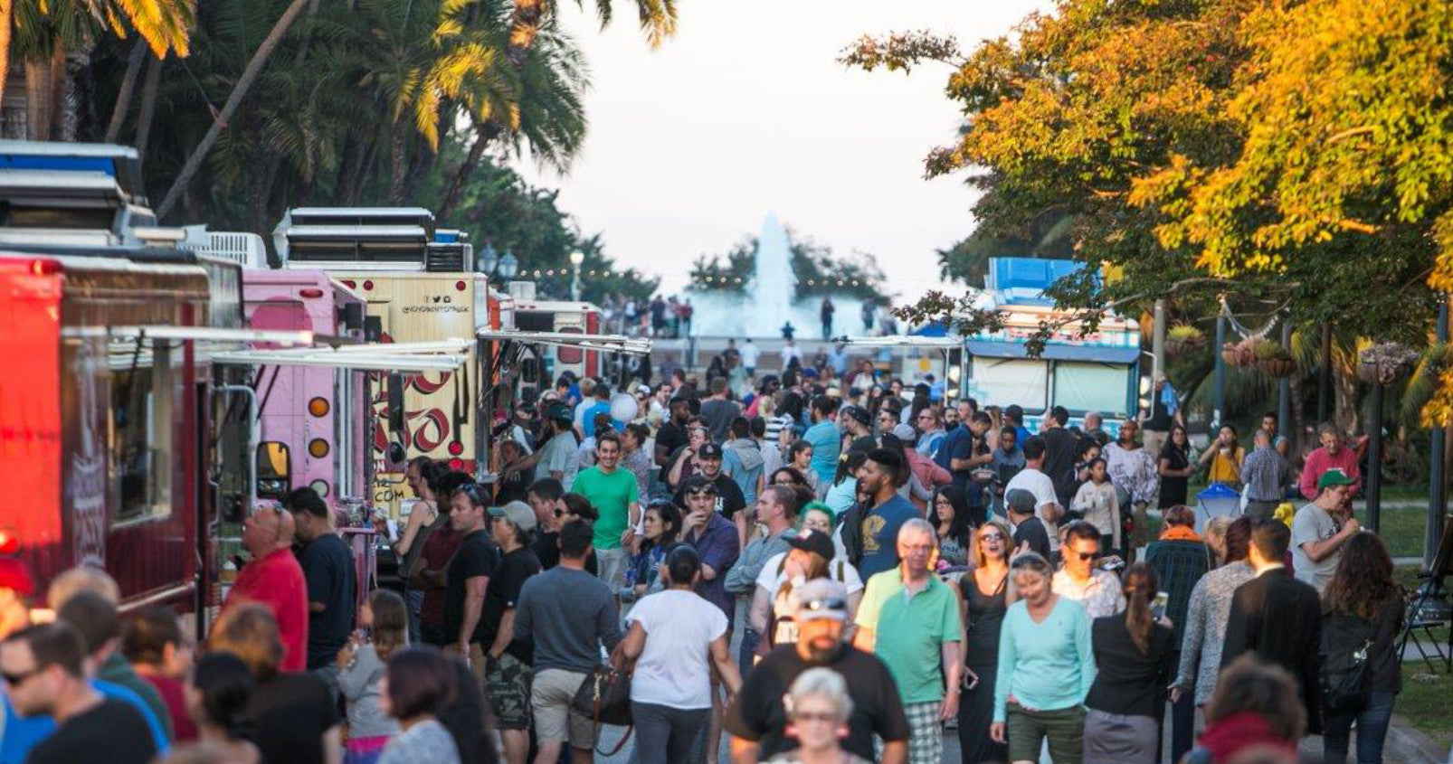 Balboa Park Conservancy Food Truck Fridays