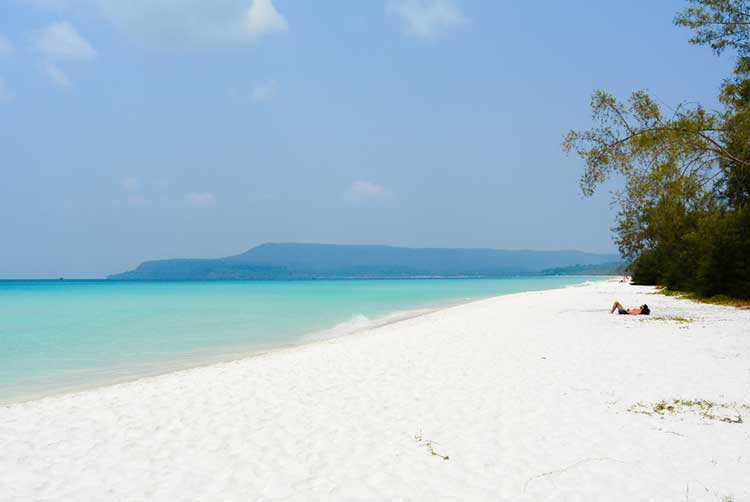 Best Hidden Beaches Of Southeast Asia: Cambodia