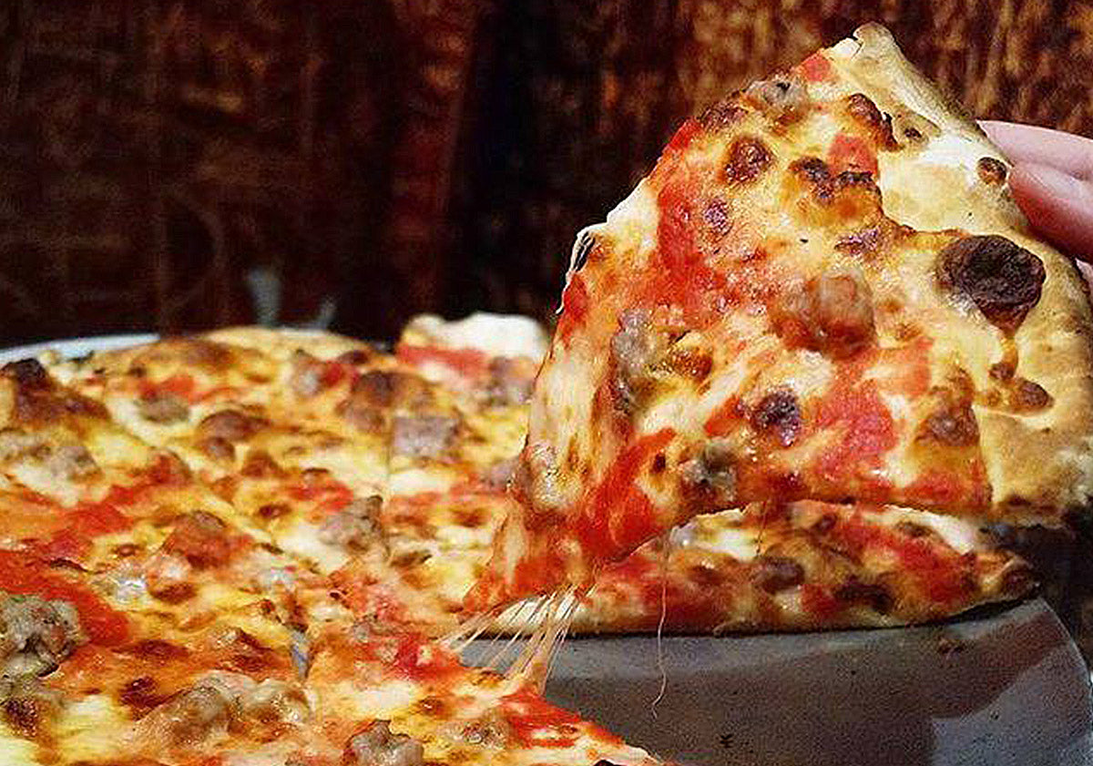 Best Authentic NYC Pizza: John's of Bleecker Street