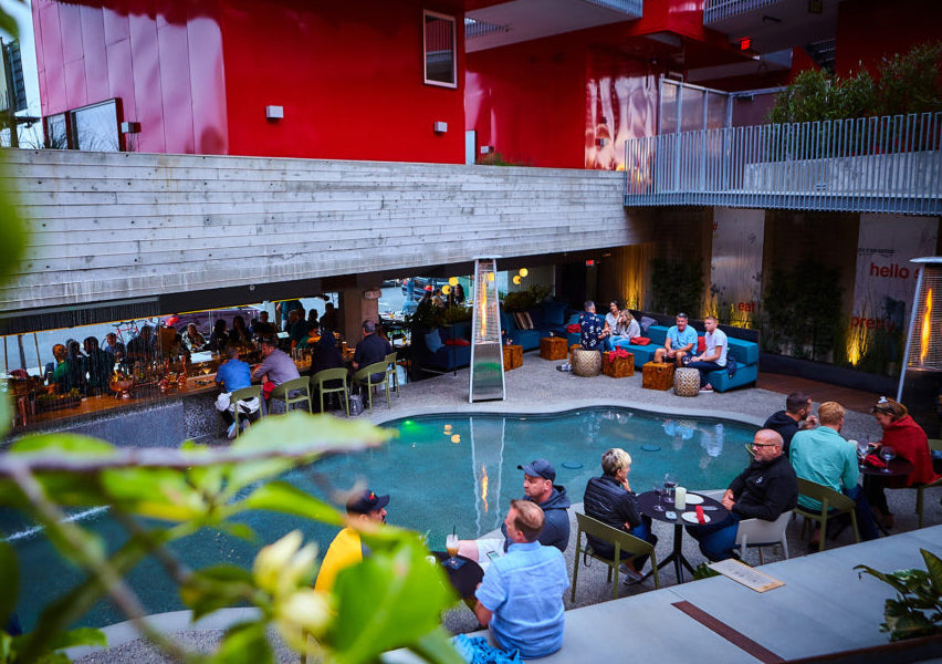 Best SD Restaurants Outdoor Seating: insideOUT