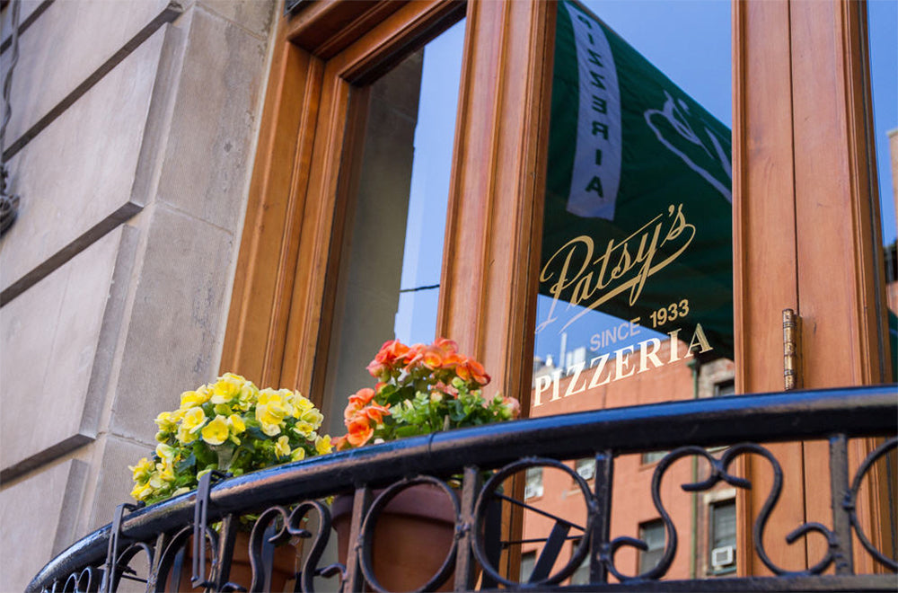 Best Authentic NYC Pizza: Patsy's Spanish Harlem