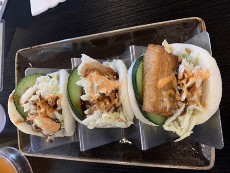 Bao Buns from Bonchon in San Diego