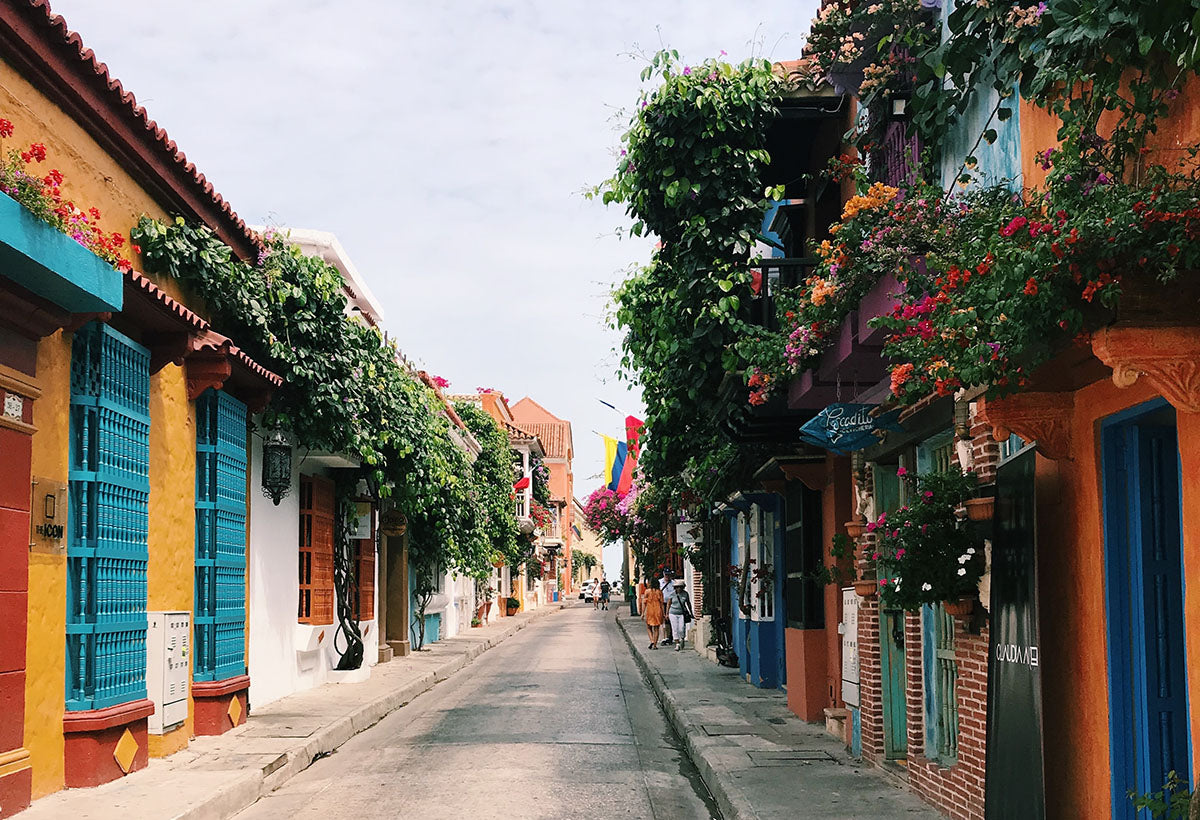 Cheap Beach Towns: Cartagena, Colombia