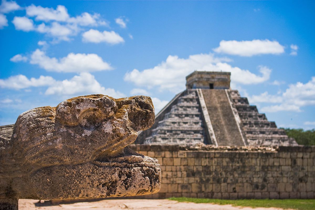 Chichén Itzá in Mérida, Mexico