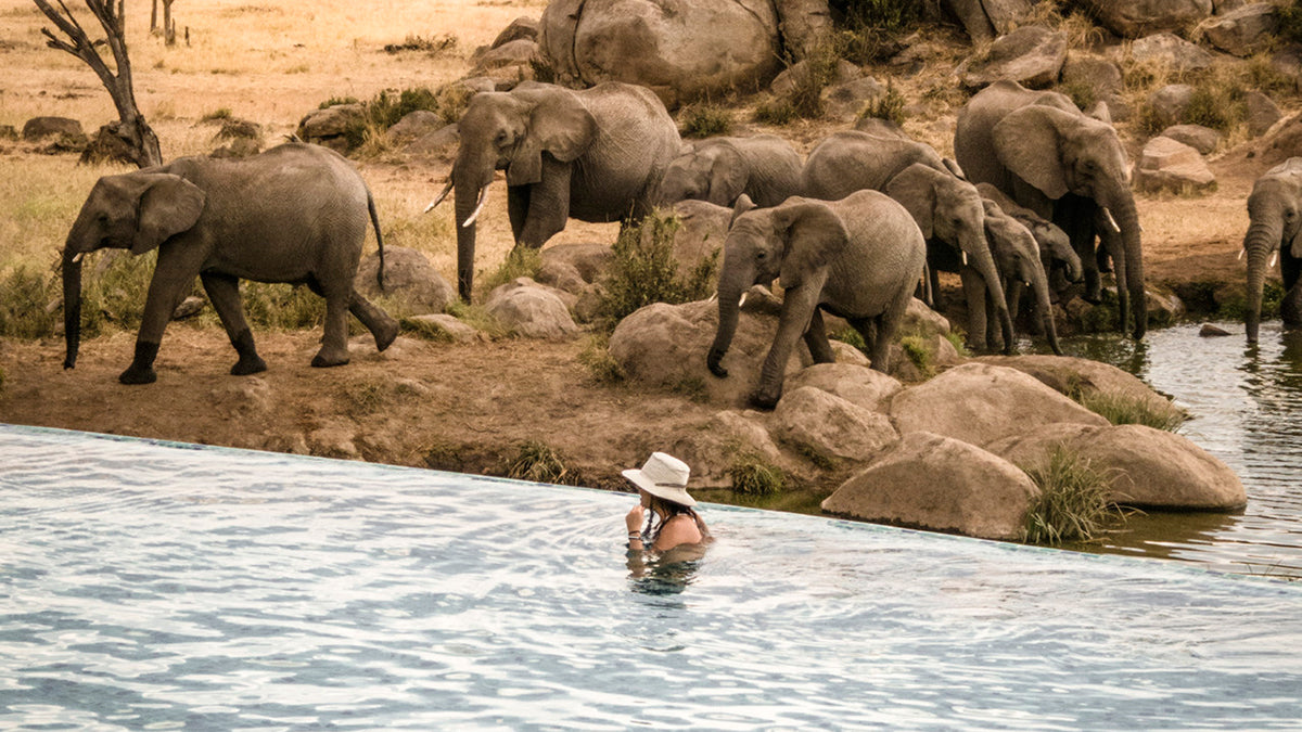 Four Seasons Safari Lodge Serengeti National Park, Tanzania