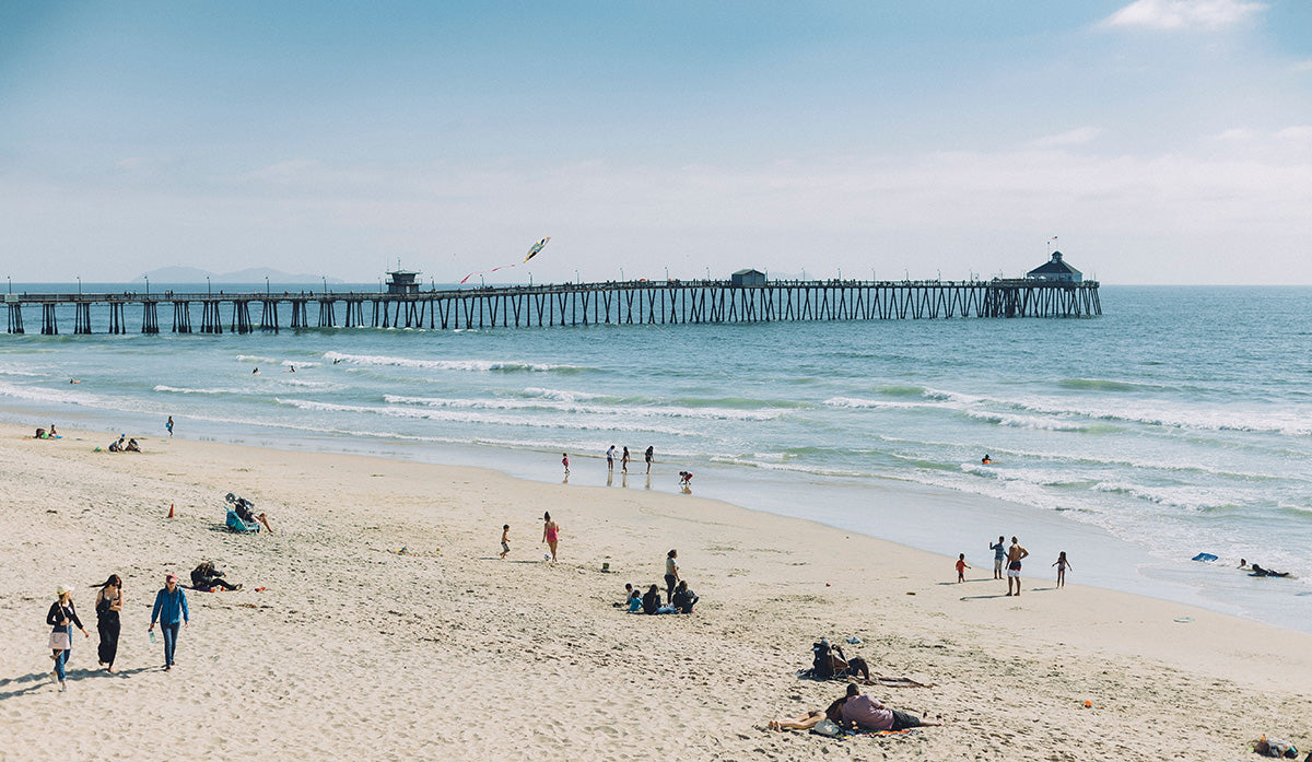 Ultimate San Diego Beach Guide: Imperial Beach