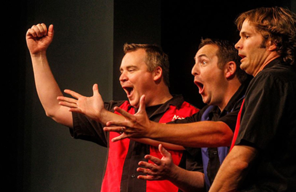 Improv Show at National Comedy Theatre San Diego