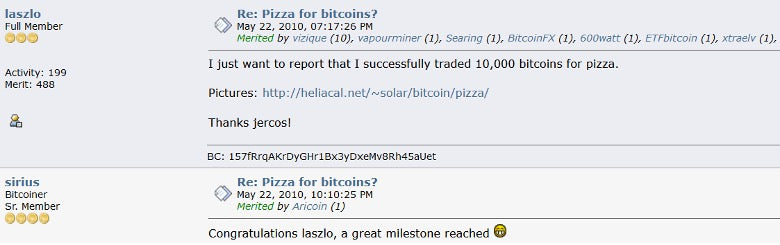 Why you shouldn't pay for stuff with Bitcoin