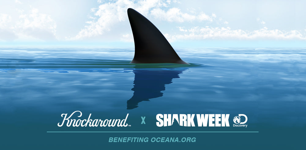 Knockaround x Shark Week