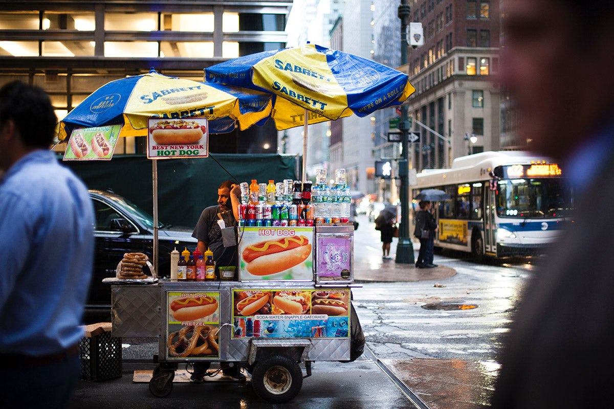 Best Cities to Visit for Foodies: New York City, New York