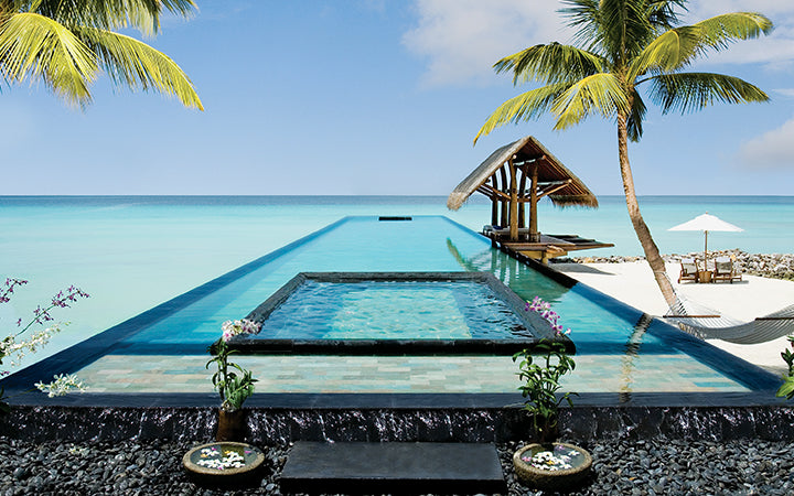 One and only resorts Reethi Rah in Male, Maldives
