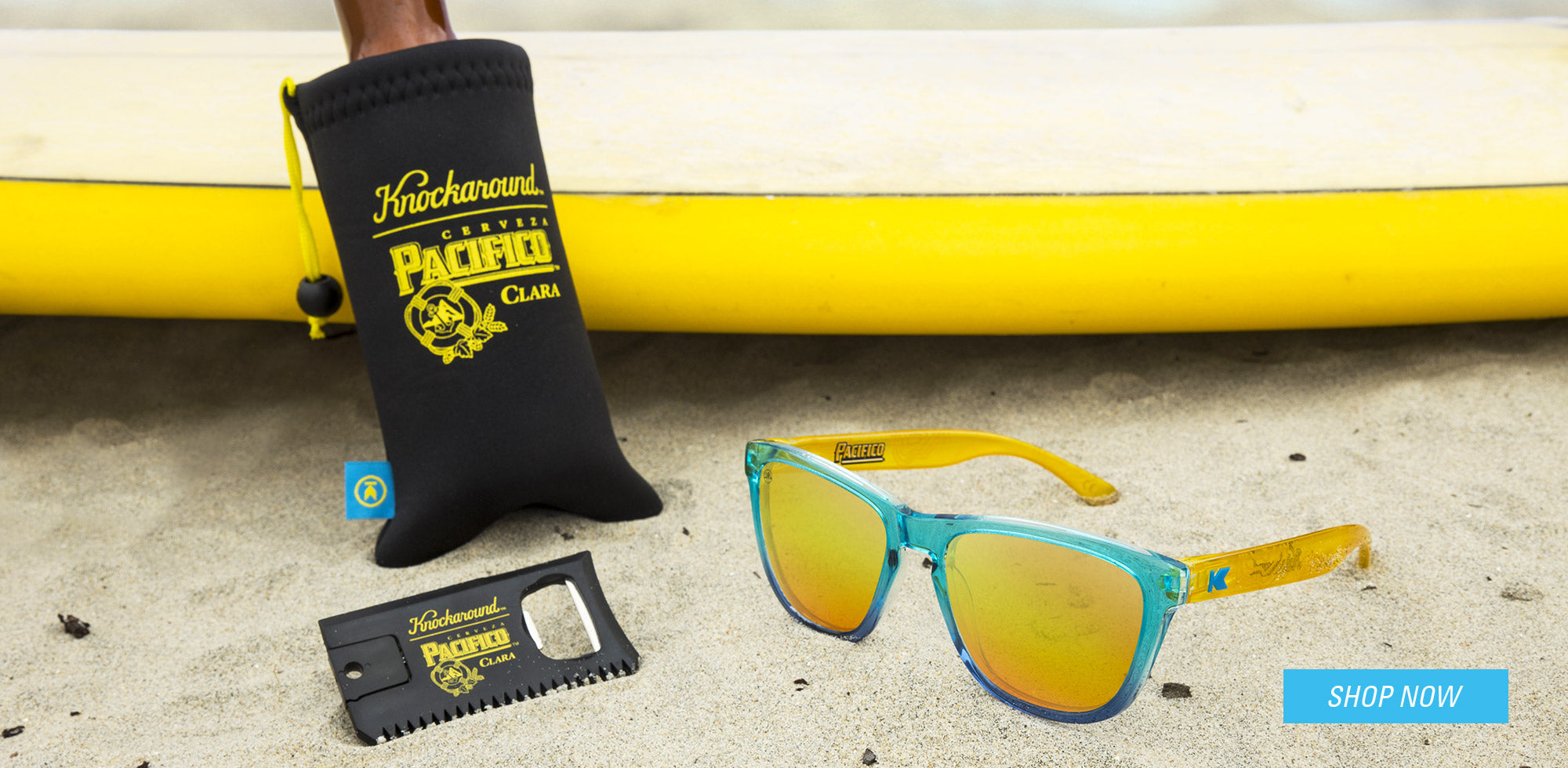 Pacifico x Knockaround